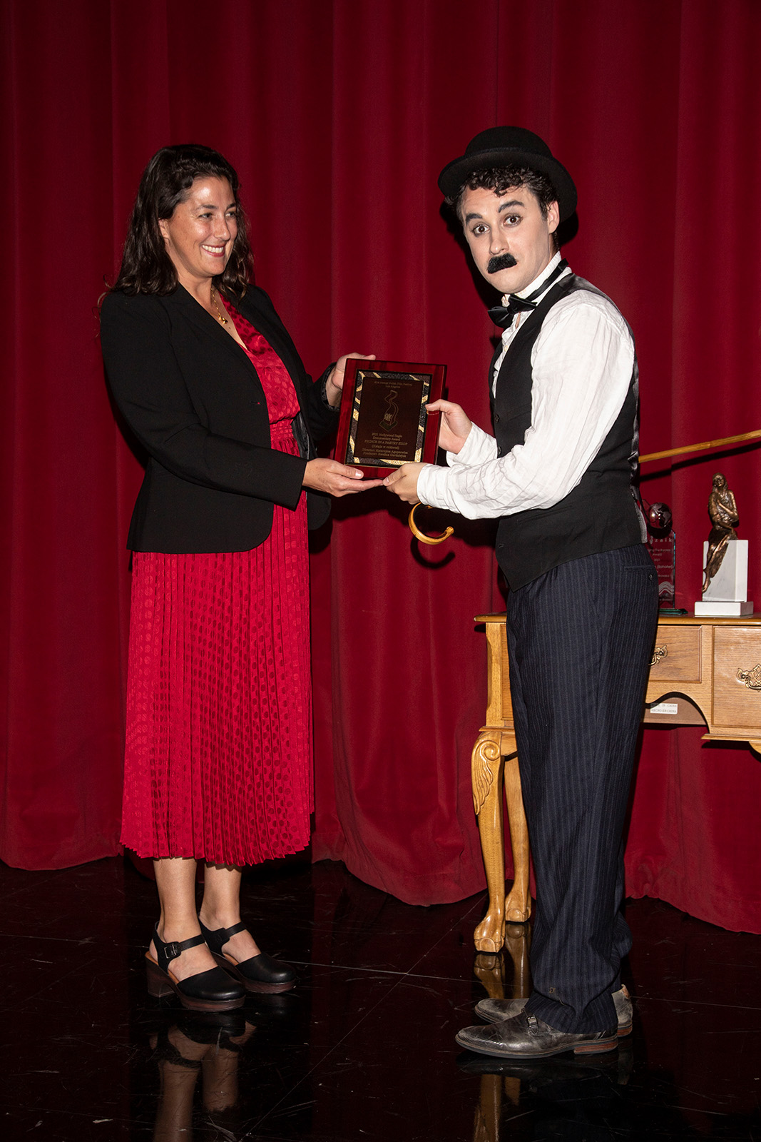 PFFLA 2021 - The Hollywood Eagle Animation Award for 'Prince In a Pastry Shop' by Katarzyna Agopsowicz