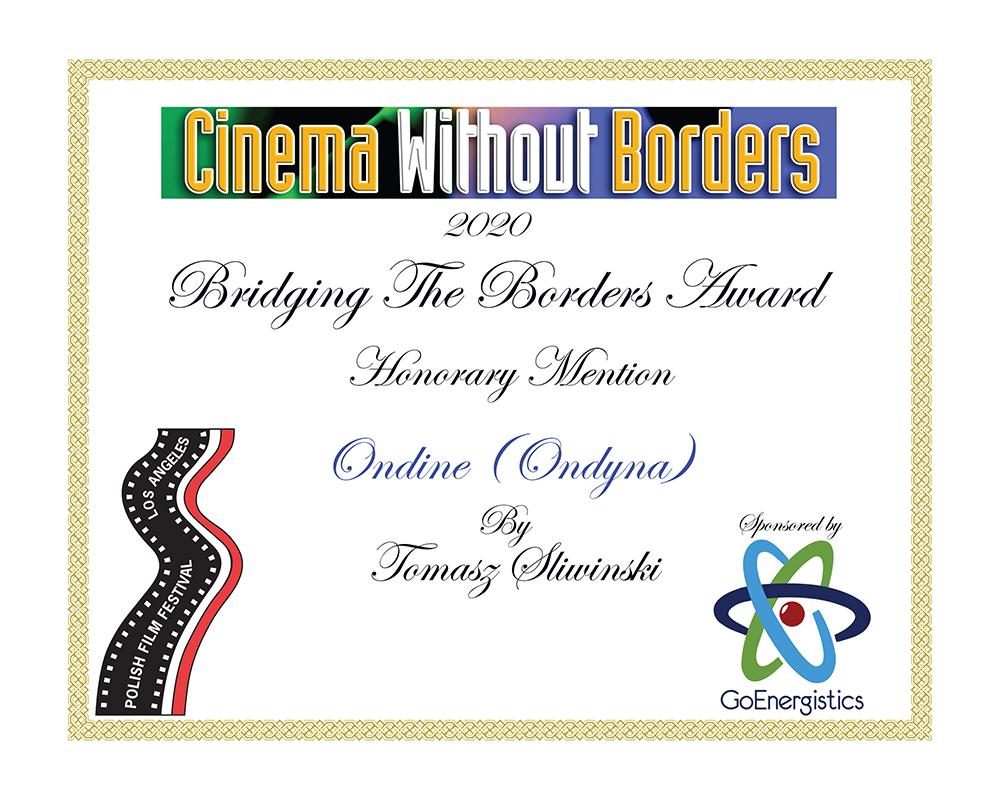 Bridging the Borders Award Honorary Mention PFFLA 2020