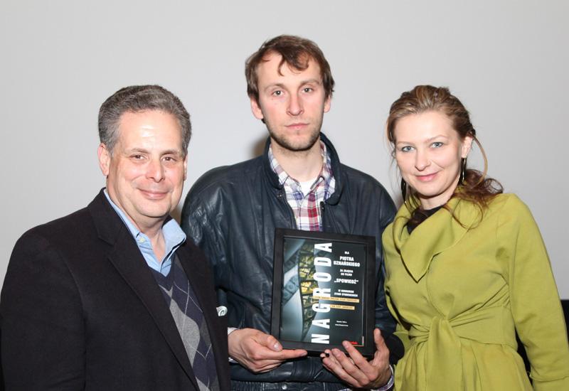 The Confession (Spowiedz) by Daria Woszek & Piotr Uznanski - Recipient of the Kodak Award 2010