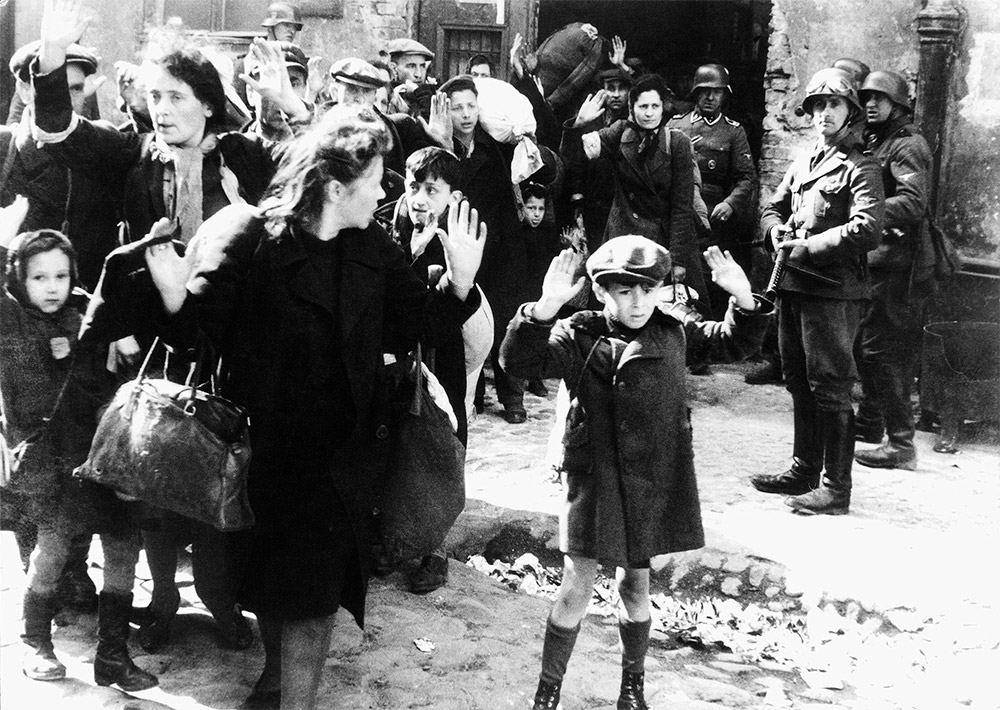 912 Days of the Warsaw Ghetto (2001)