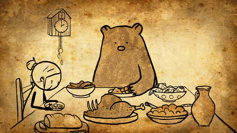 Bear Me (2012)