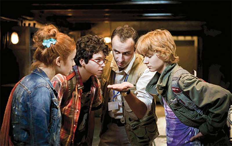 Felix, Net & Nika and Theoretically Possible Catastrophe (2012)