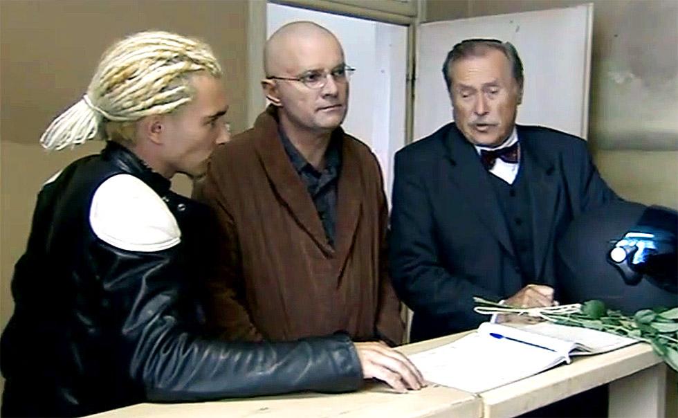 Like Father Like Son (2001)