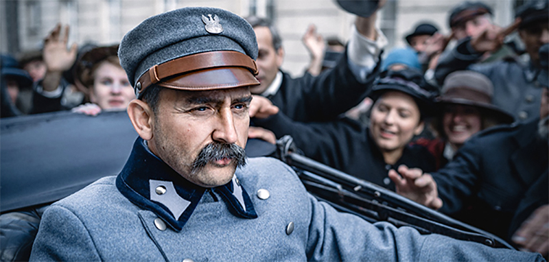 The Marshal (2019)