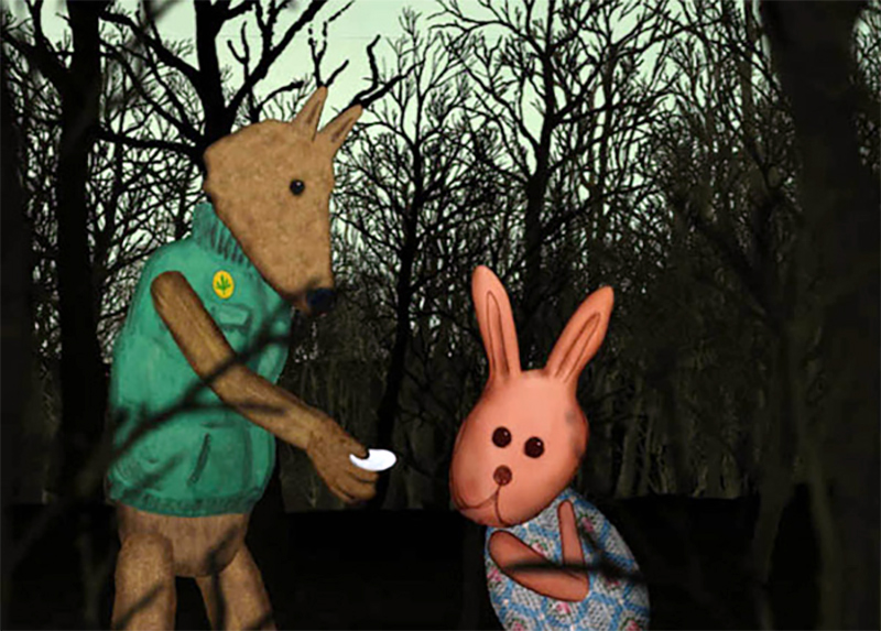 The Rabbit's Case (2009)