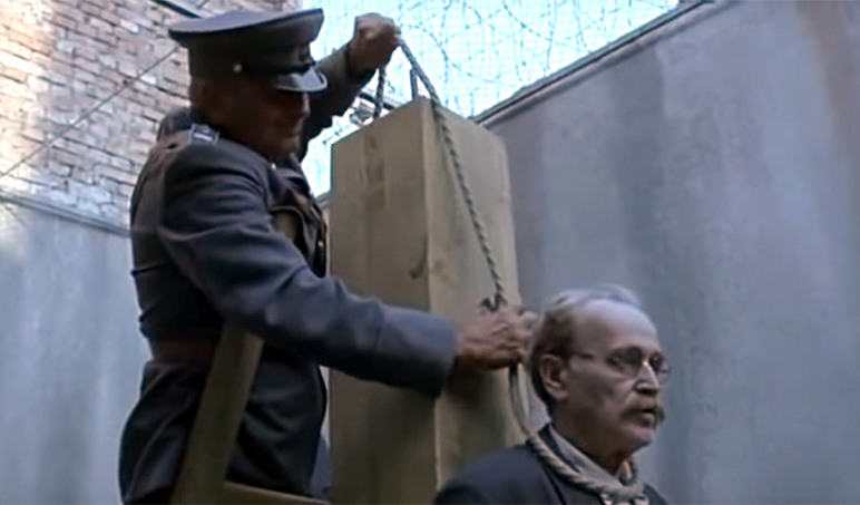 The Unburied Man (2004)