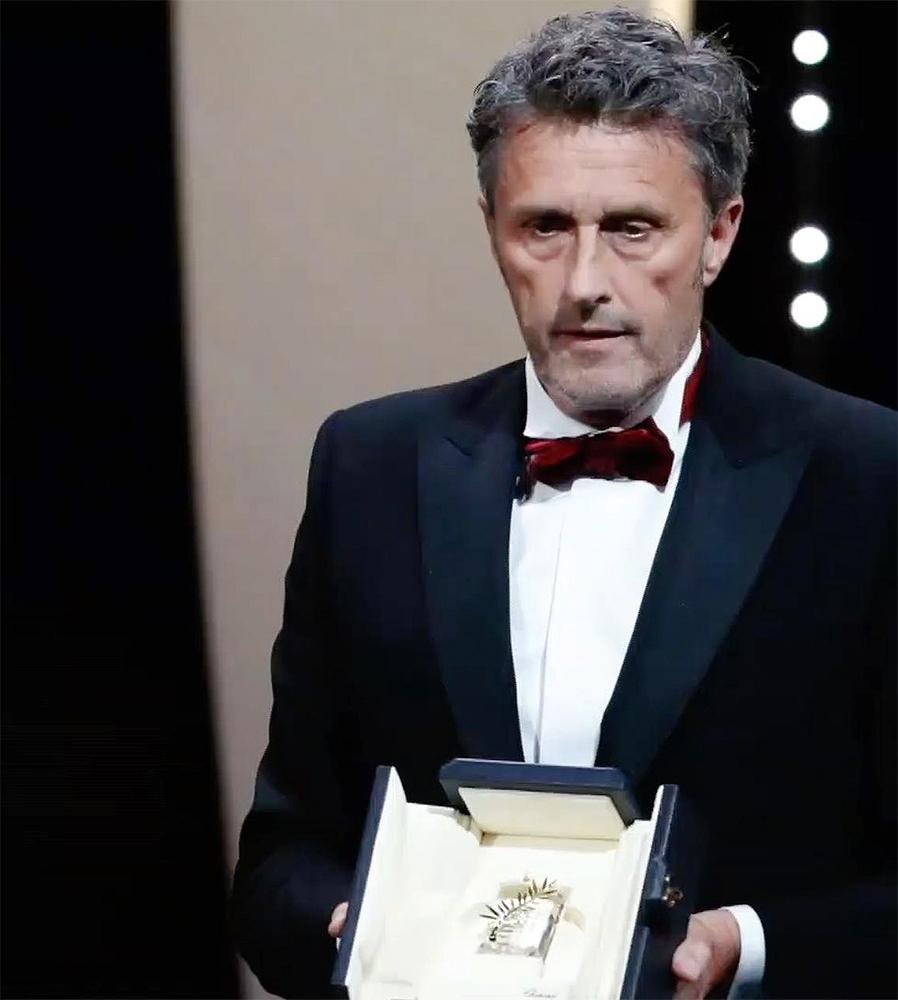 Pawel Pawlikowski awarded Best Director in Cannes, 2018