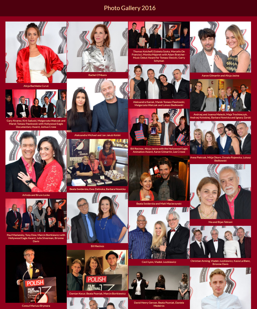 Look back at the 17th Annual Polish Film Festival Los Angeles
