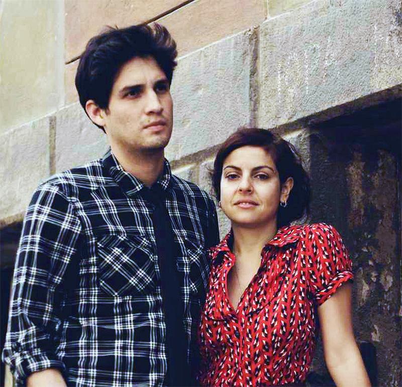 Rania Attieh and Daniel Garcia